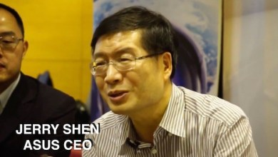 Photo of ASUS CEO Jerry Shen Resigns ahead of Planned Mobile Strategy Revamp
