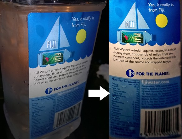 (Left) Original angle of subject. (Right) Finished product via Office Lens. Check out that cropping and alignment! WILD.