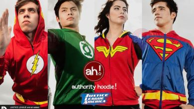 Photo of Official Justice League Inspired Hoodies to be Sold at ToyCON (June 19-21)