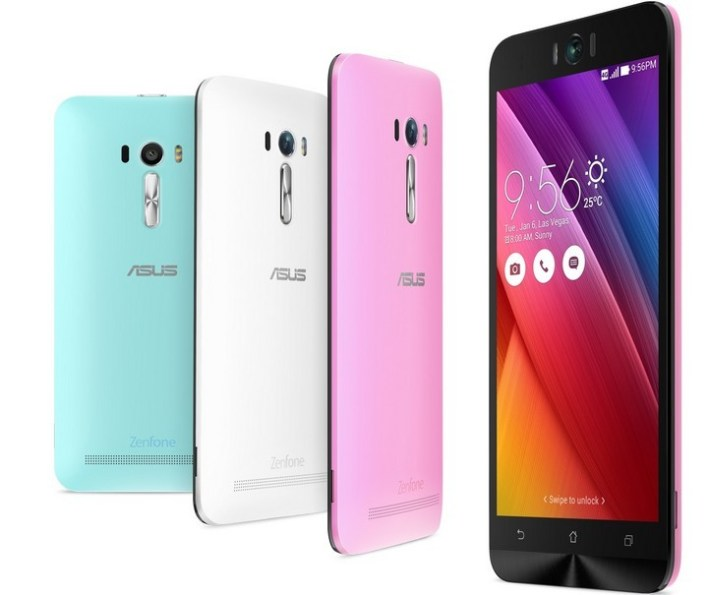 The new phone may be styled after the Zenfone Selfie