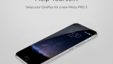 Photo of Meizu Wants You To Trade In Your OnePlus Two for A Pro 5