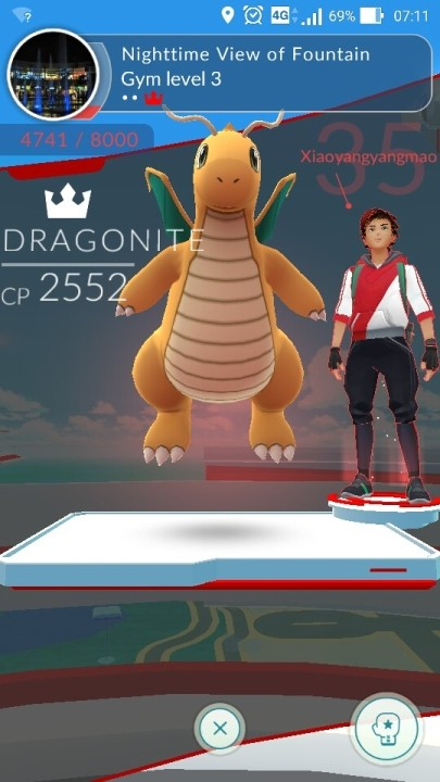 A 2.5K CP Dragonite barely a week after the launch?