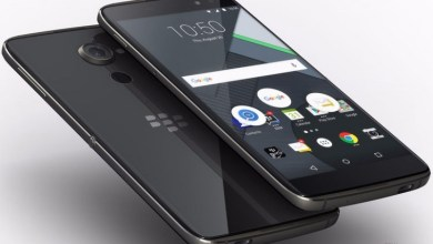 Photo of BlackBerry Officially Unveils the DTEK60, Plans to Develop More Phones