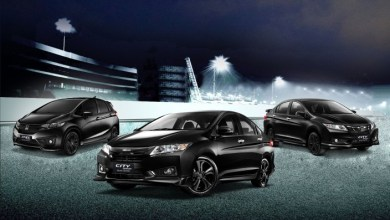 Photo of The Honda Jazz and City Now Come in Sexy Black Editions
