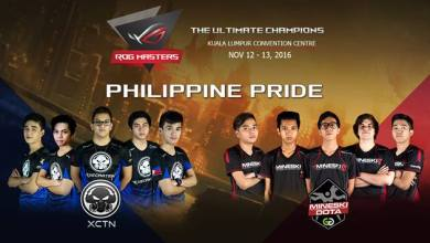 Photo of ROG Masters 2016 Goes Live!