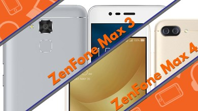 Photo of The Big-Battery ZenFone Comparo: What is different between the ZenFone 3 Max and ZenFone 4 Max?