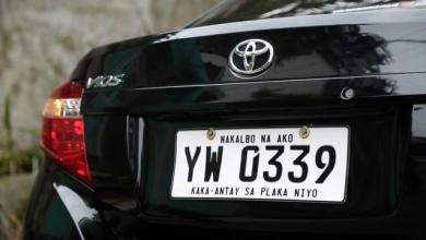Photo of You'll Finally Be Able To Get Your License Plates As SC Lifts TRO On 700,000 Plates