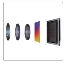 Superspectrum sensor