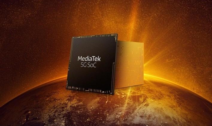 MediaTek M80 5G