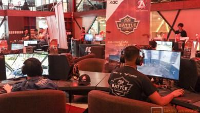 Photo of ArkAngel wins AOC Pan-Asian Internet Cafe eSports Philippine Finals