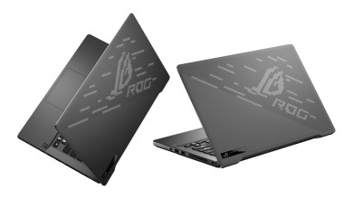 Photo of The ROG Zephyrus G14 Ditches RGB for an LED Dot Matrix Display