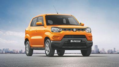 Photo of Suzuki's Pint-sized S-Presso Mini SUV Has A Price