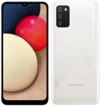 Galaxy A02s White
