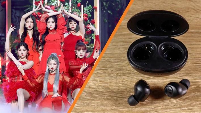 Pinakamahusay na True Wireless Earbuds Kpop 7