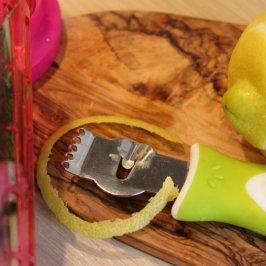 zesteur et citron