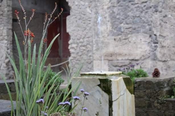 fontaine pompei