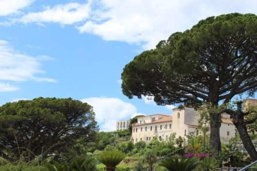 vue depuis la villa Rufolo