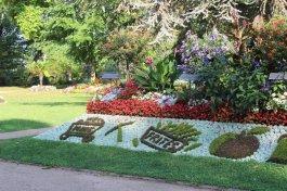 Thème Nord du jardin des plantes de Coutances