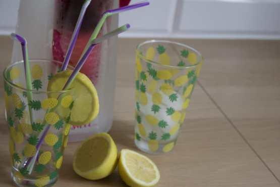 Infusion citron/menthe