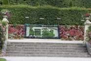 Top chef à Coutances : jardin des plantes de Coutances