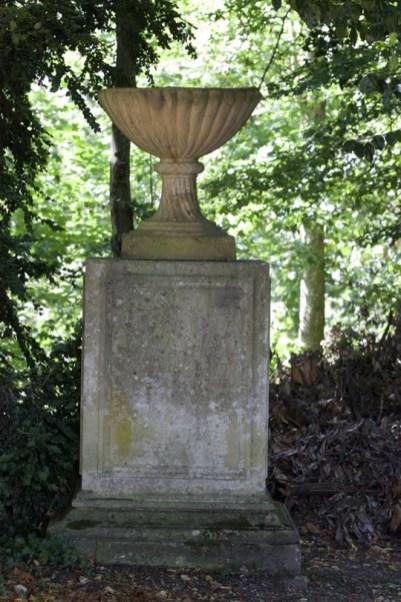 vase XVIIIe siècle au château de Breteuil