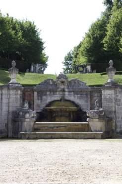 Entrée du château de Bizy à Vernon