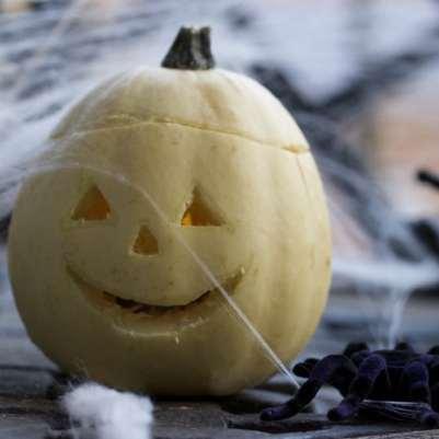 Des mini lanterne pour Halloween