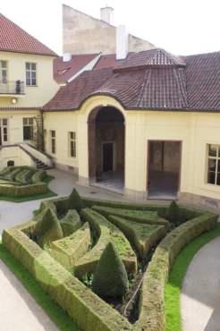Sala terrena à Prague