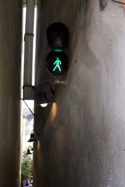 rue u luzickeho, rue insolite à Prague