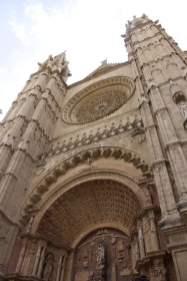 Cathédrale de Palma à Majorque.