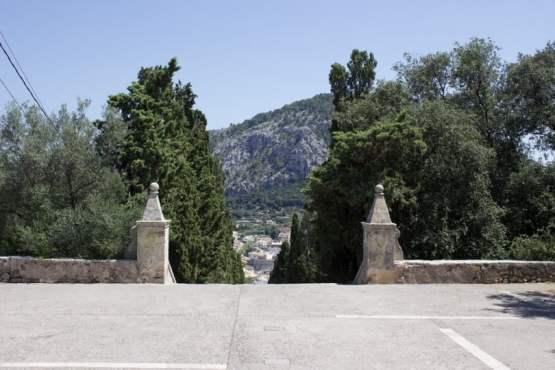 Puig del Calvari à Pollença.