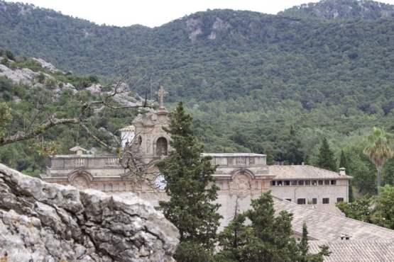 Découvir Majorque, visiter le Sanctuaire de Lluc.