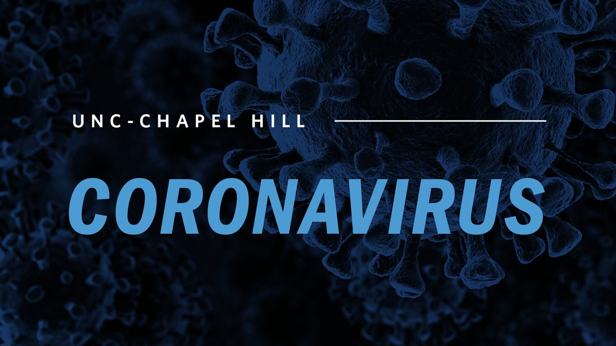 Update from campus leaders on coronavirus - The University of ...