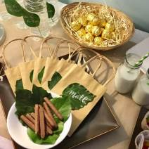 jack-and-the-beanstalk-party-dessert-table-golden-eggs-ferreo-rocher