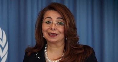 Message from Ghada Waly, Designated Official for Austria, Director-General, UN Office at Vienna and Executive Director, UN Office on Drugs and Crime