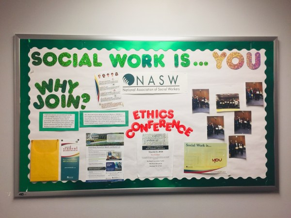 Interested In Joining Social Work Organizations