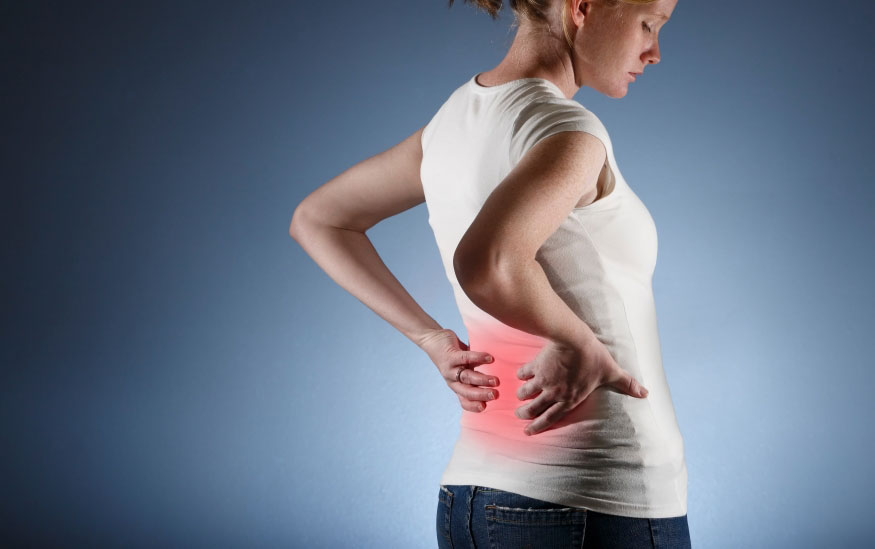 back pain pregnancy
