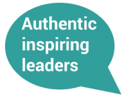 We inspire authentic leaders within organisations