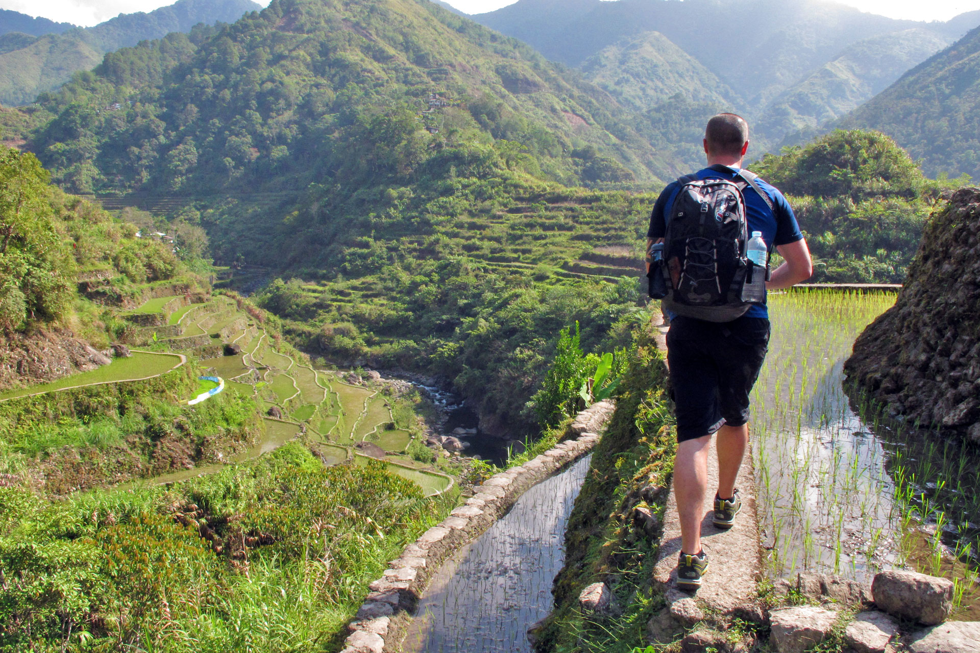 Uncharted Philippines  Ifugao Villages Trek