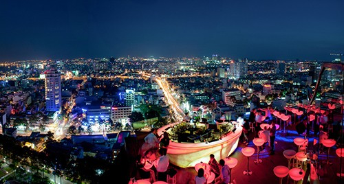 rooftop bar saigon