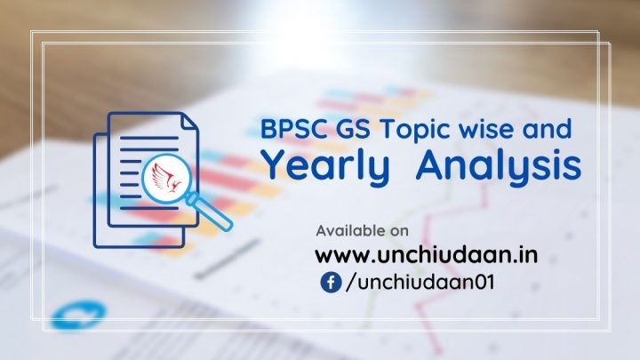 BPSC GS(Mains 39 - 64) Polity Topic wise and Year wise Analysis
