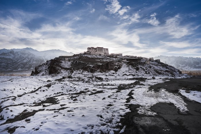 Winter Spiti Expedition