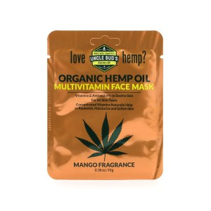 Hemp Multivitamin Face Mask image 01