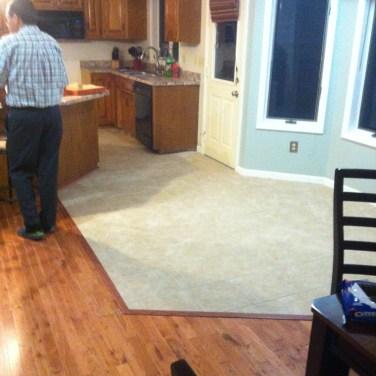 Kitchen Tile Project CoMo
