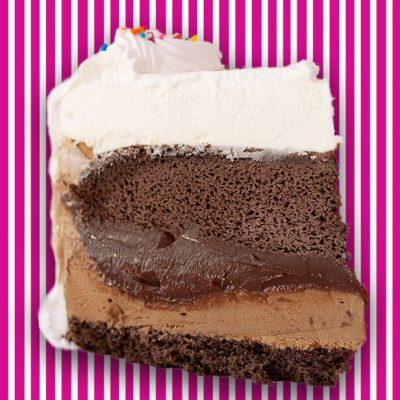 Cake Slice Cerise
