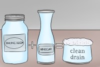 How To Unclog A Drain With Baking Soda?