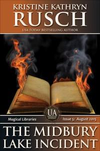 Book Cover: The Midbury Lake Incident
