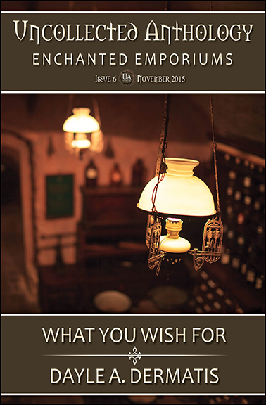 Book Cover: What You Wish For