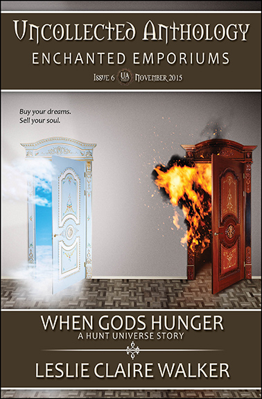 Book Cover: When Gods Hunger