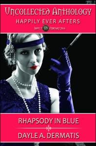 Book Cover: Rhapsody In Blue